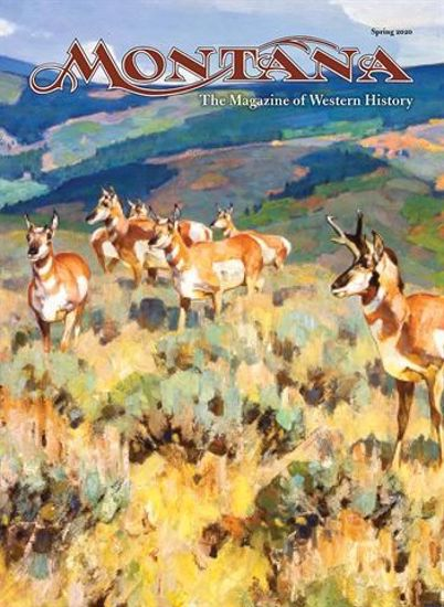 Picture of Montana The Magazine of Western History - 2020 Spring