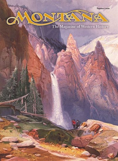 Picture of Montana The Magazine of Western History - 2020 Summer