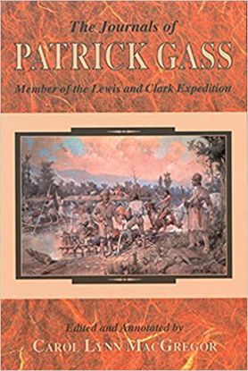 Picture of The Journals of Patrick Gass: Member of the Lewis and Clark Expedition