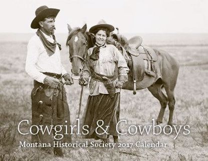 Picture of 2017 Montana Historical Society Calendar