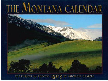 Picture of 2013 Montana Calendar