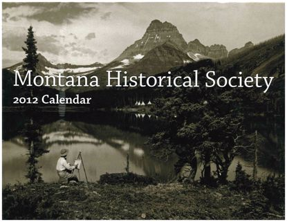Picture of 2012 Montana Historical Society Calendar