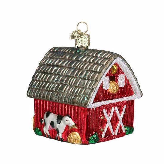 Picture of Ornament - Barn