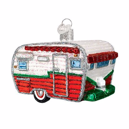 Picture of Ornament - Travel Trailer