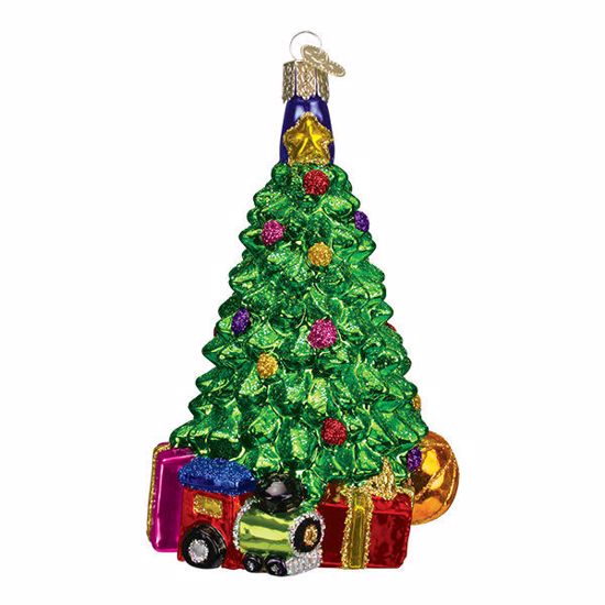 Picture of Ornament - Christmas Morning Tree