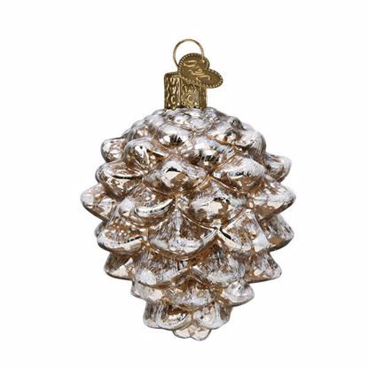 Picture of Ornament - Vintage Pinecone