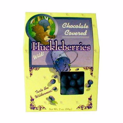 Picture of Huckleberry Chocolate Covered - 2 oz.