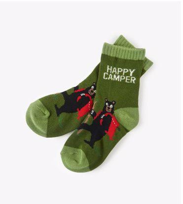 Picture of Socks - Kids Happy Camper