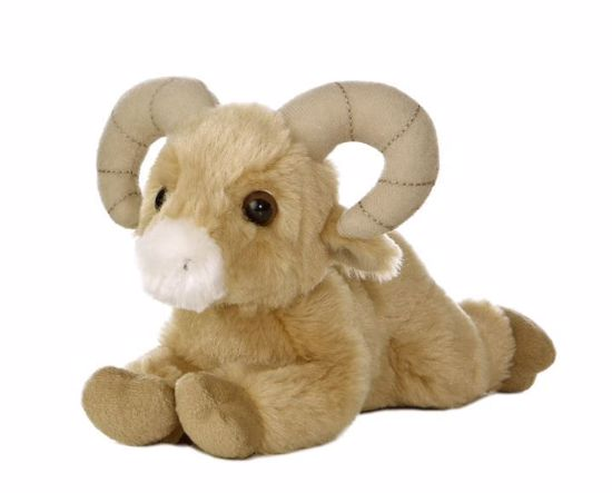 """Picture of Stuffed Toy - Big Horn Sheep 8"""""""