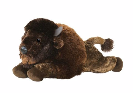"""Picture of Stuffed Toy - Bison 12"""""""