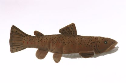 Picture of Stuffed Toy - Brown Trout 17""