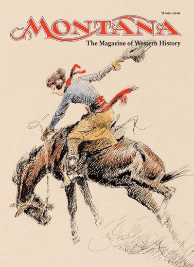 Picture of Montana The Magazine of Western History - 2020 Winter