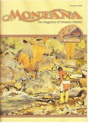 Picture of Montana The Magazine of Western History - 2002 Summer (Special Fly-Fishing Issue)
