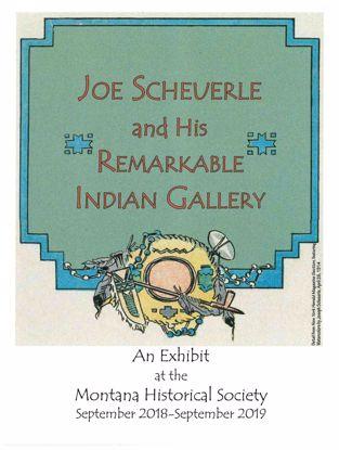Picture of Joe Scheuerle and His Remarkable Indian Gallery - Exhibit Catalog