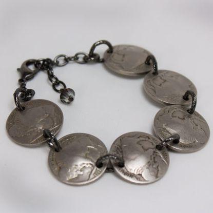 Picture of Buffalo Nickel Bracelet