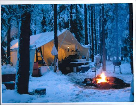 Canvas Cabins LLC - Made in Montana
