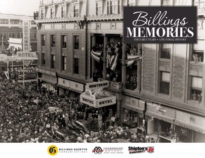 Picture of Billings Memories I: The Early Years [Pediment Publishing]