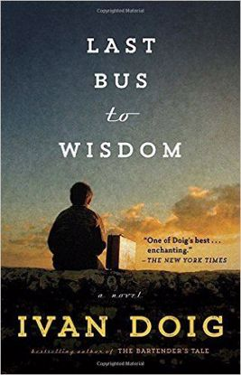 Picture of Last Bus to Wisdom, by Ivan Doig (softcover)