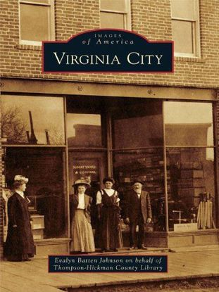 Picture of Virginia City - Images of America
