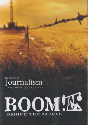 Picture of Boom! Behind the Bakken (DVD)