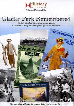 Picture of Glacier Park Remembered (DVD)