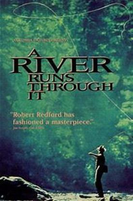 Picture of A River Runs Through It (DVD) Story by Norman Maclean