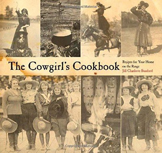 Picture of The Cowgirl's Cookbook: Recipes For Your Home On The Range