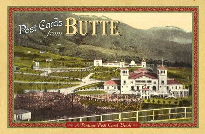 Picture of Vintage Postcards from Butte
