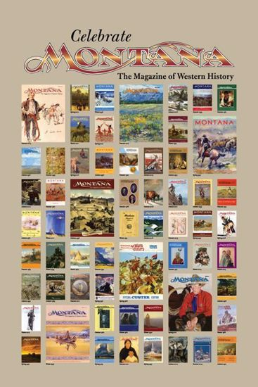 Picture of Poster: Montana, The Magazine of Western History 60th Anniversary