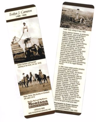 Picture of Bookmark - Evelyn Cameron Photographs