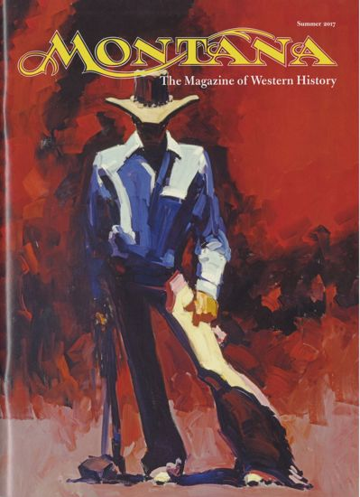 Picture of Montana The Magazine of Western History - 2017 Summer
