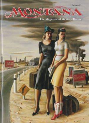 Picture of Montana The Magazine of Western History - 2016 Spring