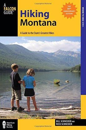 Picture of Hiking Montana: A Guide to the State's Greatest Hikes