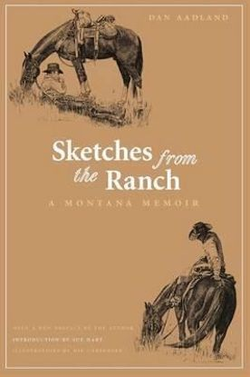 Picture of Sketches from the Ranch: A Montana Memoir (softcover)