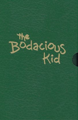 """Picture of Slipcase for 'The Bodacious Kid"""" - by Stan Lynde"""