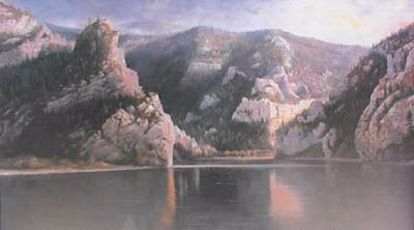 Picture of Gates of the Mountains, by R. E. DeCamp