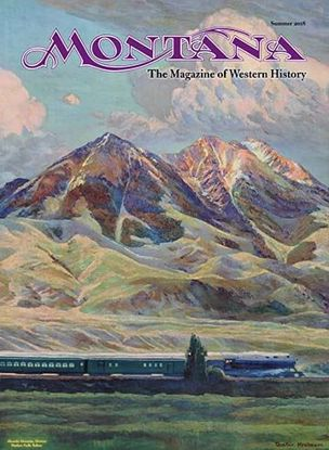 Picture of Montana The Magazine of Western History - 2018 Summer [Influenza]