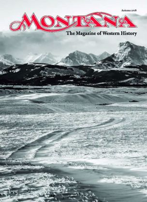 Picture of Montana The Magazine of Western History - 2018 Autumn (Ivan Doig)