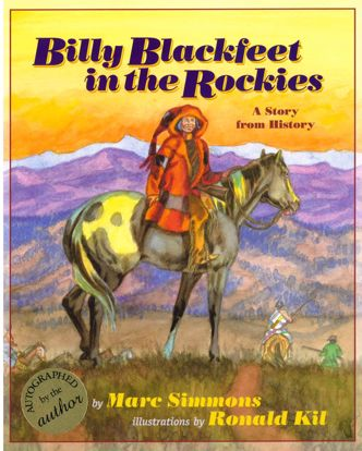 Picture of Billy Blackfeet in the Rockies: A Story from History