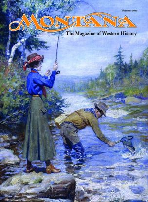 Picture of Montana The Magazine of Western History - 2019 Summer