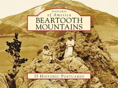 Picture of Postcards of America: Beartooth Mountains