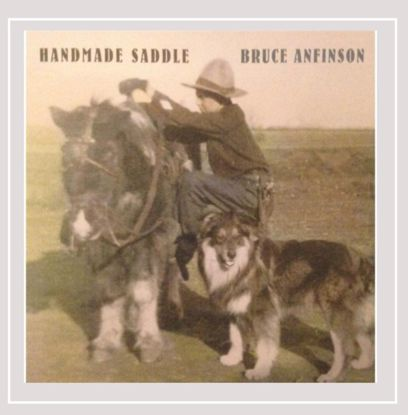 Picture of Bruce Anfinson - Handmade Saddle (CD)