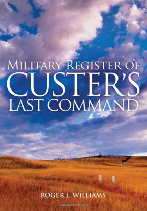 Picture of Military Register of Custer's Last Command