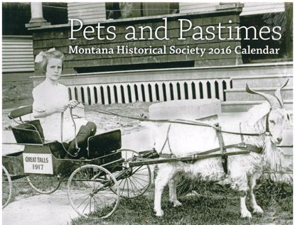 Picture of 2016 Montana Historical Society Calendar