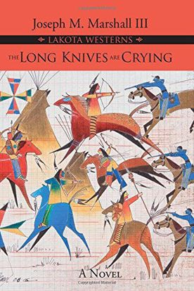 Picture of The Long Knives are Crying - A Novel