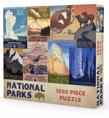 Picture of Jigsaw Puzzle - National Parks
