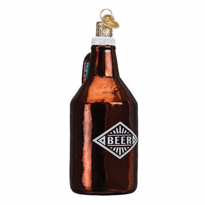 Picture of Ornament - Beer Growler