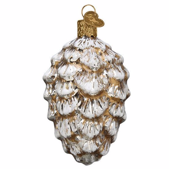 Picture of Ornament - Vintage Ponderosa Pinecone