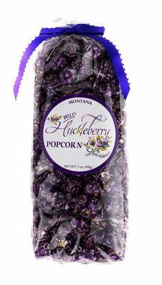 Picture of Huckleberry Popcorn - 7 oz.