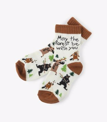 Picture of Socks - Kids May The Forest Be With You